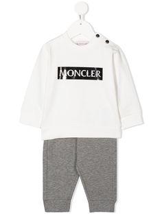 Moncler Kids спортивный костюм с логотипом