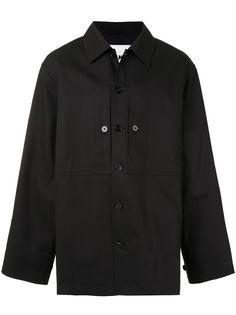 Jil Sander куртка свободного кроя
