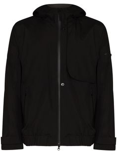 Stone Island Shadow Project куртка Gore-Tex Paclite на молнии