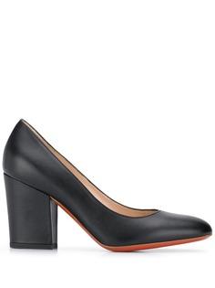 Baldinini туфли на массивном каблуке