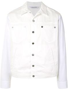 Neil Barrett джинсовая куртка на пуговицах