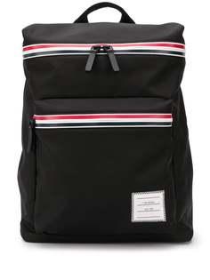 Thom Browne рюкзак с полосками RWB