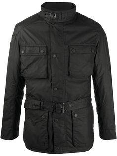 Barbour вощеная куртка International Blackwell