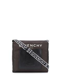 Givenchy сумка-мессенджер с логотипом