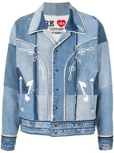 Diesel Red Tag джинсовая куртка из коллаборации с Readymade