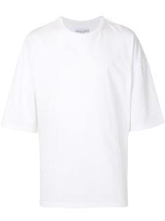 Bottega Veneta футболка свободного кроя