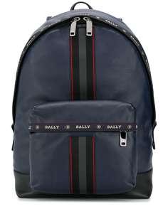 Bally рюкзак с контрастными полосками