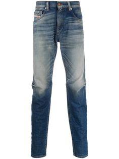 Diesel джинсы D-Strukt низкой посадки