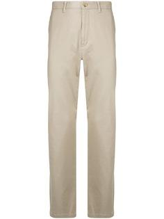 Kent & Curwen узкие брюки чинос средней посадки