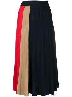 Tommy Hilfiger плиссированная юбка Icons