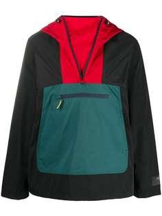 PS Paul Smith куртка в стиле колор-блок на молнии