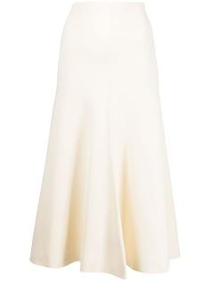 Joseph расклешенная юбка миди
