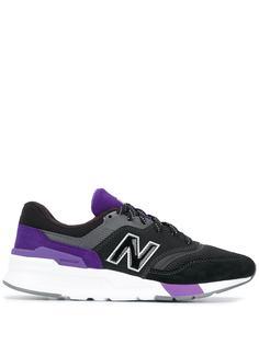 New Balance кроссовки 997 на шнуровке