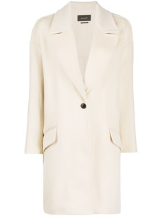 Isabel Marant пальто-кокон