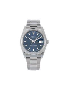 Rolex наручные часы Oyster Perpetual pre-owned 34 мм 2020-го года