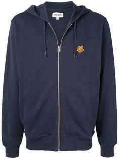 Kenzo куртка Tiger с капюшоном