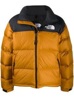 The North Face стеганый пуховик