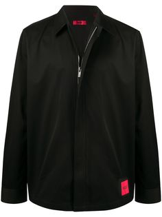 HUGO куртка-рубашка с длинными рукавами