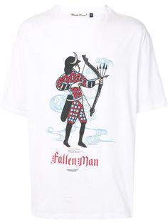 Undercover футболка Fallen Man