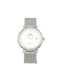 IWC Schaffhausen наручные часы Portofino Automatic pre-owned 41 мм 2020-го года