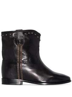 Isabel Marant ботинки Cluster на плоской подошве
