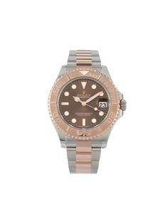 Rolex наручные часы Yacht-Master pre-owned 37 мм