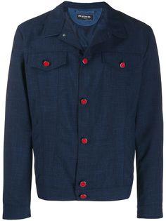 Kiton куртка с узором