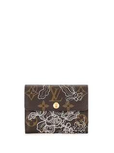 Louis Vuitton кошелек для монет Ludlow 2007-го года с монограммой
