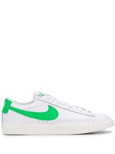 Nike кеды Low Leather Blazer