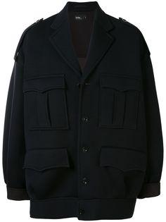 Kolor куртка оверсайз с карманами