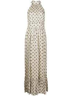 Michael Michael Kors платье макси с принтом