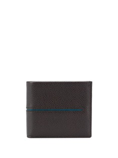 Tods бумажник с контрастной полоской Tod'S