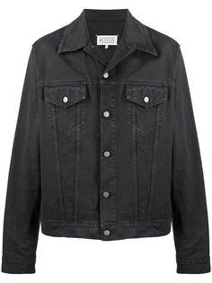 Maison Margiela джинсовая куртка оверсайз