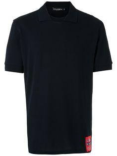Dolce & Gabbana футболка узкого кроя