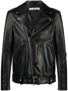 Acne Studios байкерская куртка
