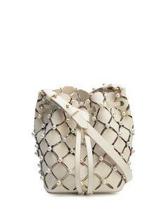 Zac Zac Posen сумка-ведро с искусственным жемчугом