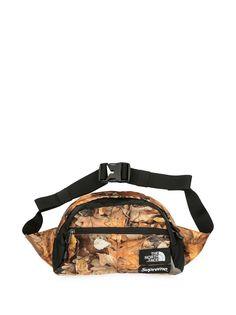 Supreme поясная сумка Roo 2 из коллаборации с The North Face