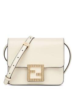 Fendi сумка через плечо Fendi Fab