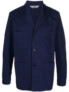Aspesi куртка-рубашка на пуговицах
