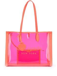 Kate Spade сумка-тоут Market с логотипом