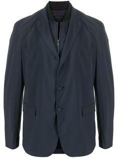 Boss Hugo Boss куртка свободного кроя