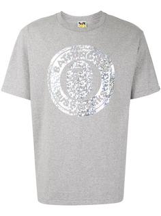 A BATHING APE® футболка с логотипом