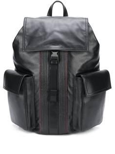 Bally рюкзак с декоративной строчкой