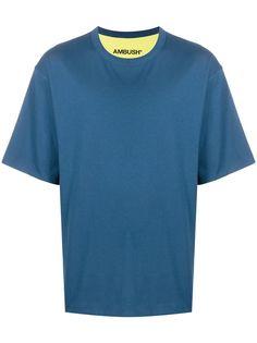 AMBUSH двусторонняя футболка