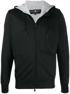 Hydrogen куртка с капюшоном и контрастной подкладкой