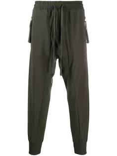 Thom Krom зауженные спортивные брюки