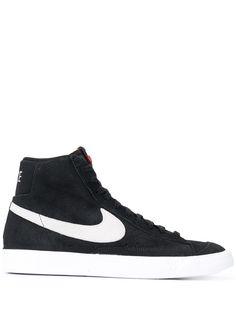 Nike кеды с логотипом
