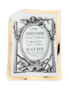 Fornasetti пепельница Haydn