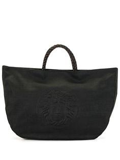 Versace Pre-Owned сумка-тоут с декором Medusa