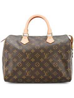 Louis Vuitton сумка-тоут с монограммой Speedy 30 pre-owned